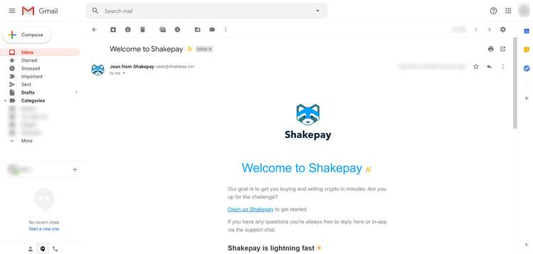 08 Shakepay Welcome Email md